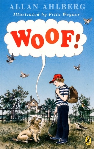 Allan Ahlberg - Woof!.