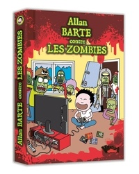 Allan Barte - Allan Barte contre les zombies.