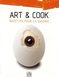 Histoiresdenlire.be Art and Cook - Recettes pour la galerie Image