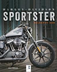 Allan Girdler - Harley-Davidson Sportster - Soixante ans.