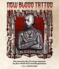 Allan Graves - New Blood Tattoo - A la rencontre des 24 artistes tatoueurs les plus créatifs de la nouvelle génération.