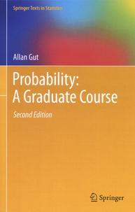 Lemememonde.fr Probability : A Graduate Course Image