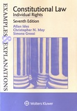 Allan Ides et Christopher N. May - Constitutional Law - Individual Rights.