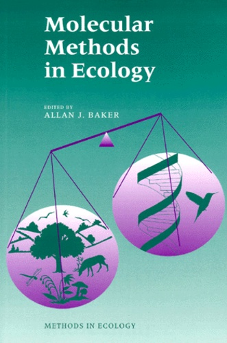 Allan-J Baker - Molecular Methods in Ecology.