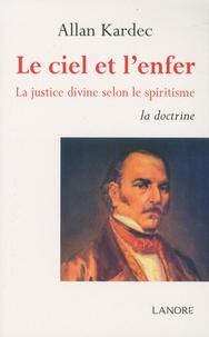 Deedr.fr Le ciel et l'enfer - La justice divine selon le spiritisme Image