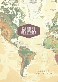 Allan Labielle et Nicolas Monté - Carnet de voyages - Tour du monde.