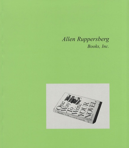 Allan McCollum et Frédéric Paul - Allen Ruppersberg - Books, Inc. édition bilingue français-anglais.
