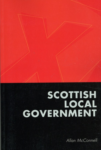 Allan McConnell - Scottish Local Government.