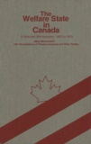 Allan Moscovitch et Theresa Jennissen - The Welfare State in Canada - A Selected Bibliography, 1840 to 1978.