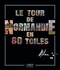 Galabria.be Le tour de Normandie en 80 toiles Image