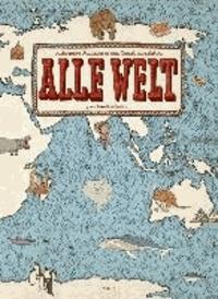 Alle Welt. Das Landkartenbuch.