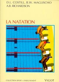 Allen-B Richardson et David Costill - La natation.