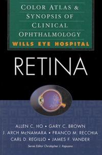 Allen-C Ho et Gary-C Brown - Retina.