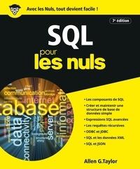 Allen G. TAYLOR - SQL pour les nuls.