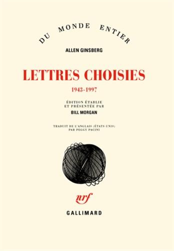 Lettres choisies. 1943-1997