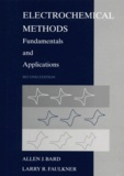 Allen-J Bard et Larry-R Faulkner - Electrochemical Methods - Fundamentals and Applications, 2nd Edition.