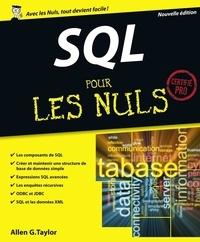 Allen Taylor - SQL pour les Nuls.