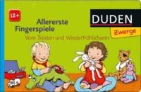 Allererste Fingerspiele - Vom Trösten und Wiederfröhlichsein - ab 12 Monaten.