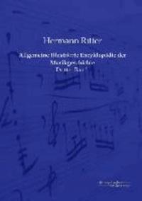 Allgemeine Illustrierte Encyklopädie der Musikgeschichte - Dritter Band.