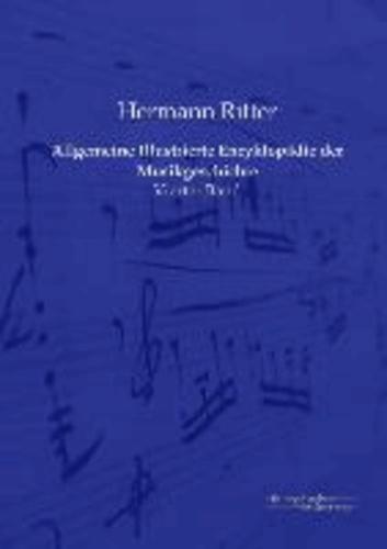 Allgemeine Illustrierte Encyklopädie der Musikgeschichte - Vierter Band.