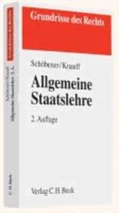 Allgemeine Staatslehre.