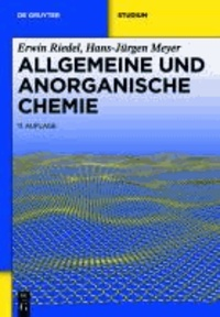 Allgemeine und Anorganische Chemie.