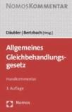 Allgemeines Gleichbehandlungsgesetz - Handkommentar.