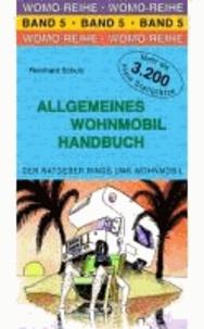 Allgemeines Wohnmobil Handbuch.