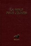 Alliance biblique universelle - La bible pour jeunes - Avec les livres deutérocanoniques.