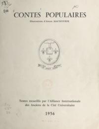 Alliance internationale des an et Anton Machourek - Contes populaires.