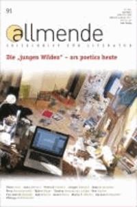allmende 91 - Zeitschrift für Literatur.