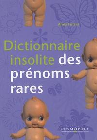 Birrascarampola.it Dictionnaire insolite des prénoms rares Image