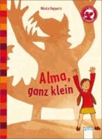 Alma, ganz klein.