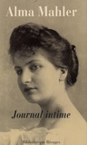 Alma Mahler - Journal intime.