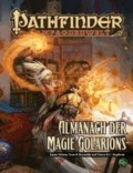 Almanach der Magie Golarions - Pathfinder Quellenbuch.