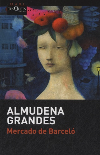 Almudena Grandes - Mercado de Barcelo.