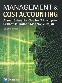 Alnoor Bhimani et Charles T. Horngren - Management and Cost Accounting.