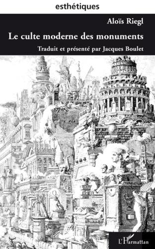 Le culte moderne des monuments - Format PDF - 9782296335189 - 9,49 €
