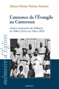 Deedr.fr L'annonce de l'Evangile au Cameroun - L'oeuvre missionnaire des Pallottins de 1890 à 1916 et de 1964 à 2010 Image
