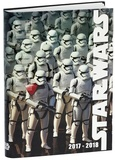 ALPA - Agenda scolaire Star Wars Kylo Ren - 2017-2018 - 12x17cm