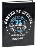 ALPA - Agenda scolaire US Marshall - 2017-2018 - 12x17cm