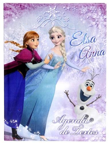 ALPA - Cahier de textes Frozen - La reine des neiges