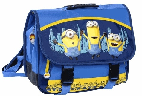 "ALPA - Cartable Minions ""Bello"""