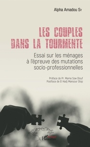 Alpha Amadou Sy - Les couples dans la tourmente - Essai sur les ménages à l'épreuve des mutations socio-professionneles.