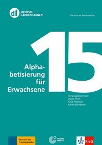 Alphabetisierung für Erwachsene - Buch mit DVD.