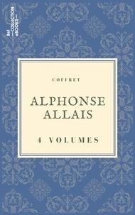 Alphonse Allais - Coffret Alphonse Allais - 4 textes issus des collections de la BnF.