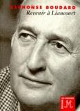 Alphonse Boudard - Revenir à Liancourt.