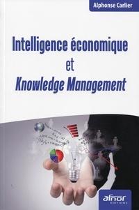 Alphonse Carlier - Intelligence économique et Knowledge Management.