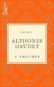 Alphonse Daudet - Coffret Alphonse Daudet - 4 textes issus des collections de la BnF.