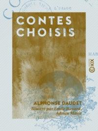 Alphonse Daudet et Emile Bayard - Contes choisis.
